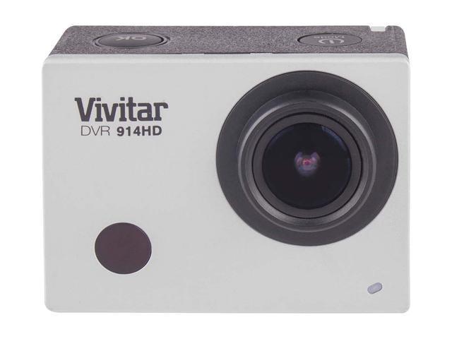 VIVITAR DVR914HD-SIL-PR 4K Action Cam Silver