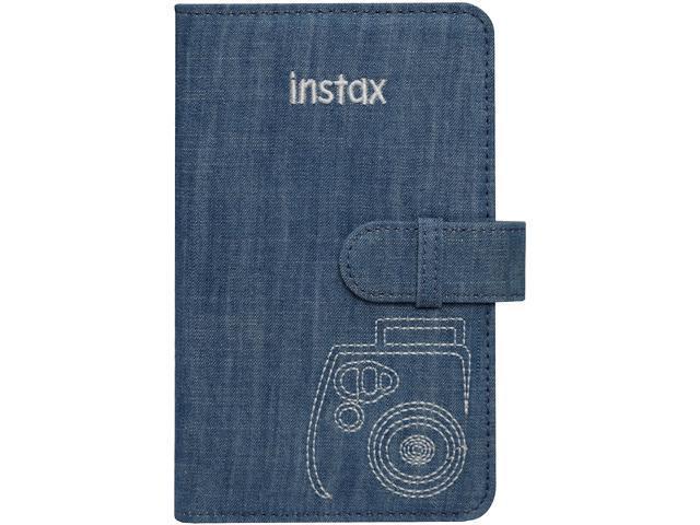 FUJIFILM Photo Album for Instax Mini's Picture, Denim