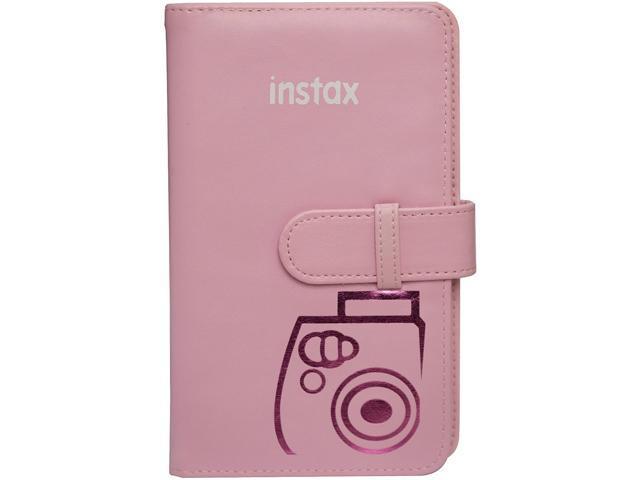 FUJIFILM Photo Album for Instax Mini's Picture, Pink