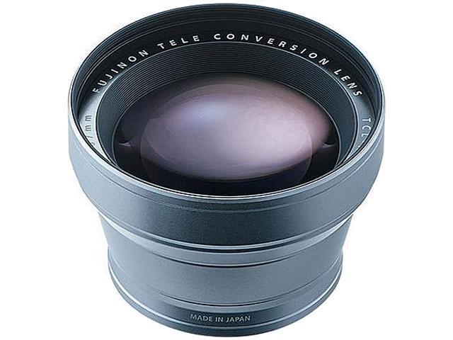 FUJIFILM TCL-X100 16428682 Tele Conversion Lens Silver