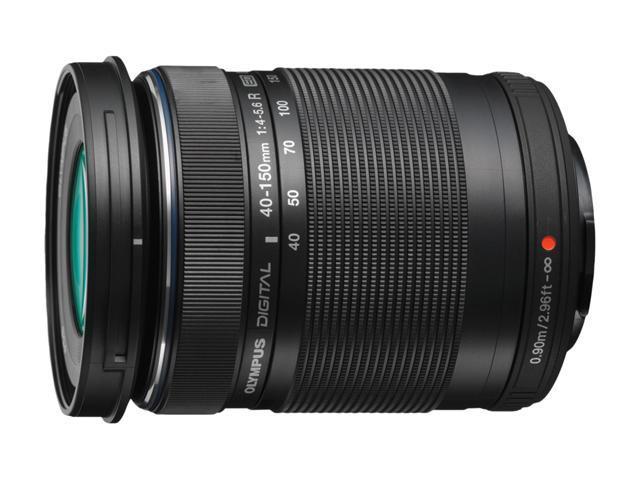OLYMPUS V315030BU000 M.Zuiko Digital ED 40-150mm f4.0-5.6 R Lens - Black