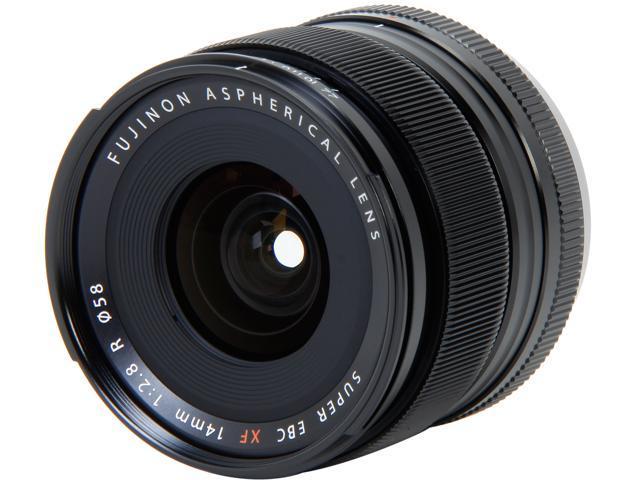 FUJIFILM 16276481 XF14mmF2.8 R Lens