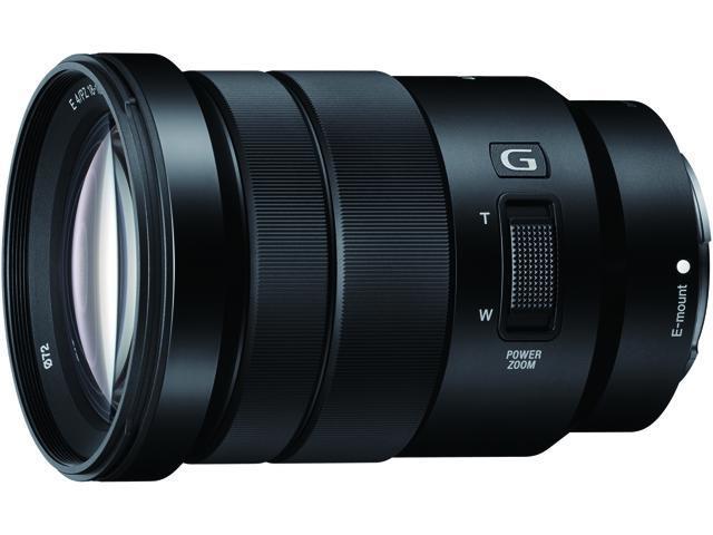 SONY SELP18105G Compact ILC Lenses E PZ 18-105mm F4 G OSS Lens Black