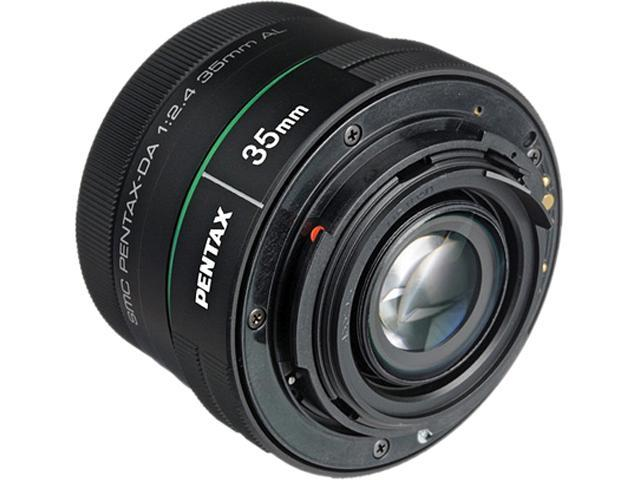 PENTAX 21987 DA 35mm F2.4 AL Lens Black