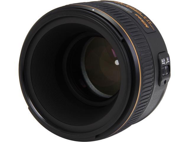 Nikon 2210 AF-S NIKKOR 58mm f/1.4G Lens Black