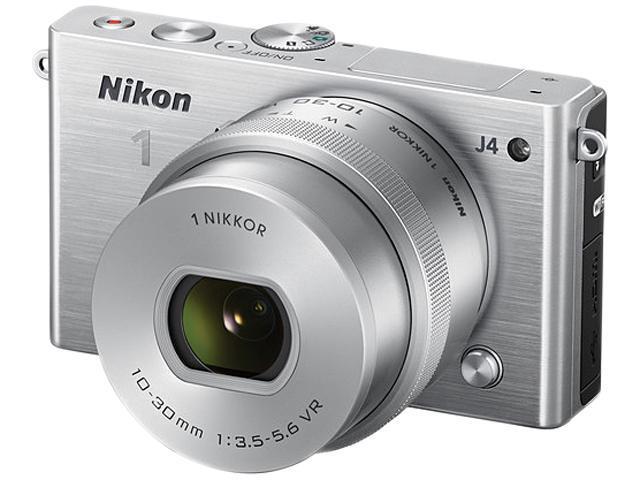 Nikon 1 J4 27685 Gray 18.4MP 3.0