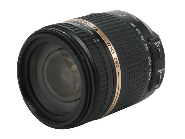 TAMRON 18-270mm/F3.5-6.3 Di II VC PZD Lens For Nikon.