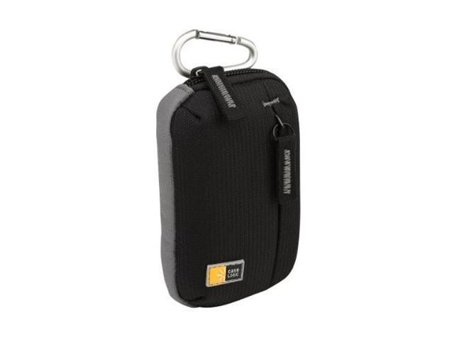 Case Logic TBC-302 Black Ultra Compact Camera Case with Storage