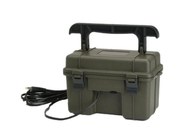 Stealth Cam STC-12VBB 12V Battery Box & Cable