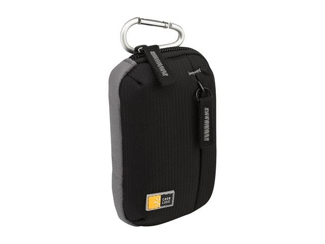 Case Logic TBC-302 Black Ultra Compact Camera Case