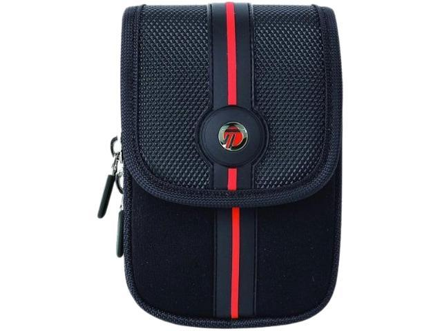 Targus TGC-DC125 Black Compact Camera Case
