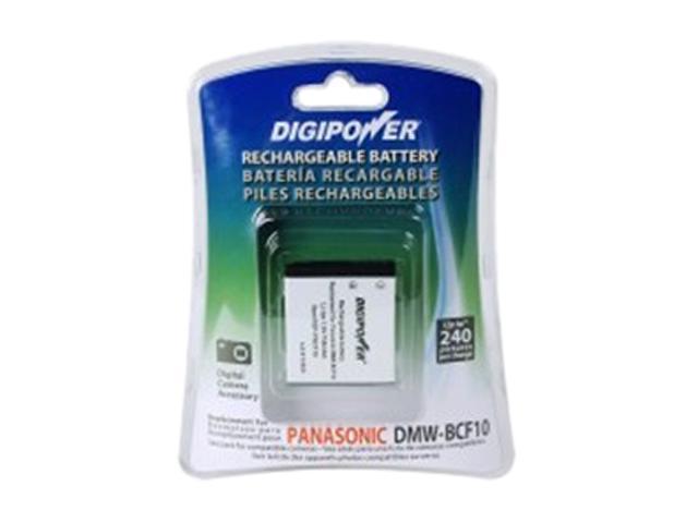 DigiPower BP-BCF10 Digital Camera Battery