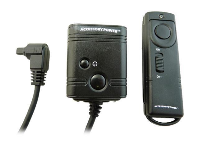 Accessory Power RM-WRS-NK2 Professional Series Wireless NIKON MC-DC2 Equivalent Remote Switch for Nikon D90, D3100, D3200, D5000, D5100, & D7000