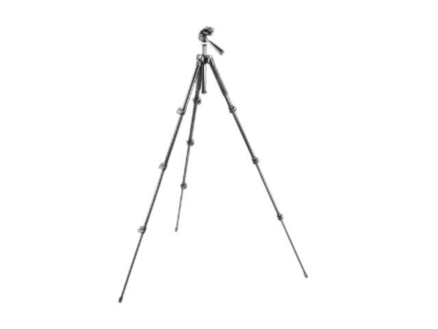 Manfrotto MK293A4-A3RC1 293 Aluminum Kit, Tripod 4 Sections with 3 Way Head QR