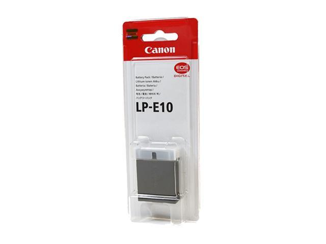Canon LP-E10 (5108B002) 1-Pack Li-Ion Digtal Camera Battery