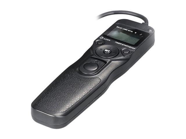 Bower RCLN1R LCD Timer & Remote Shutter Release for Nikon Digital SLR Cameras