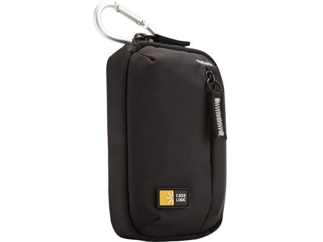Case Logic TBC-402-BLACK Carrying Case for Camera, Accessories - Black