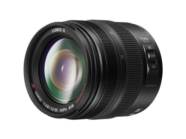 Panasonic Lumix H-HS12035 12 mm - 35 mm f/2.8 Zoom Lens for Micro Four Thirds