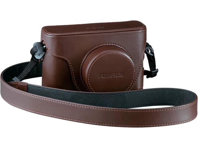 FUJIFILM LC-X100S 16329276 Brown Leather case for X100S / X100