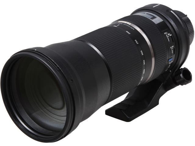 TAMRON A011 AFA011N-700 SP 150-600mm F/5-6.3 Di VC USD Lens for Nikon Black