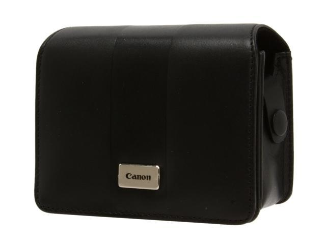 Canon PSC-5100 Black Deluxe Leather Case