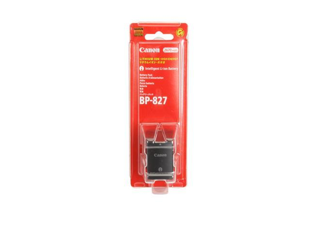 Canon BP-827 Battery Pack