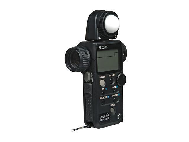 Sekonic L-758DR Camera Accessory