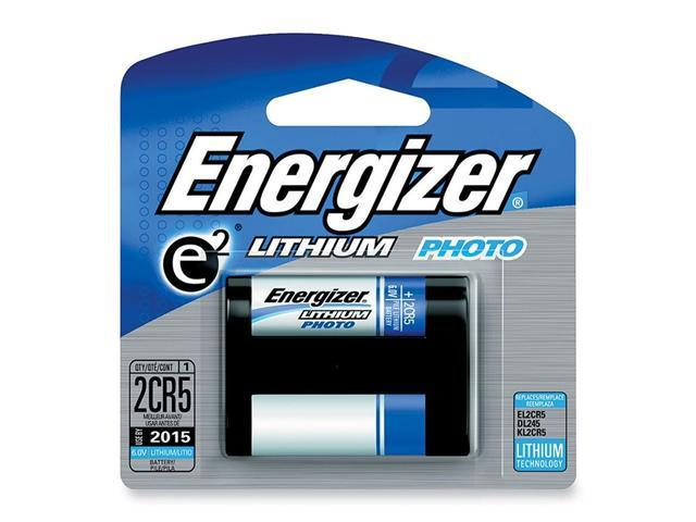 Energizer EL2CR5BP 1-Pack Li-Ion Photo Battery