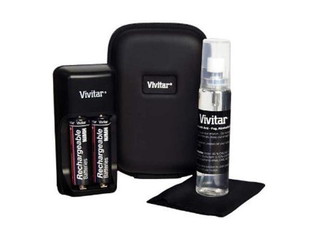 Vivitar VIV-SK-600 Slim Digital Camera Starter Kit