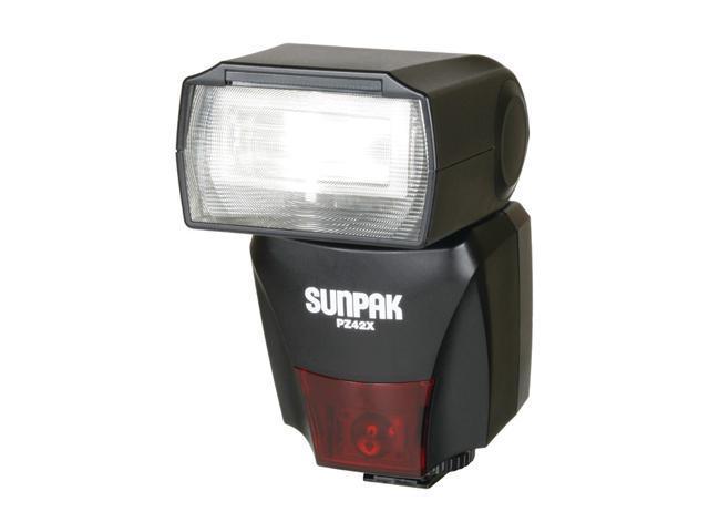 SUNPAK PZ42XN Digital Flash Unit (for Nikon DSLR Cameras)