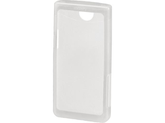 SONY LCJTSA/W Clear Protective Jacket for Bloggie Camera