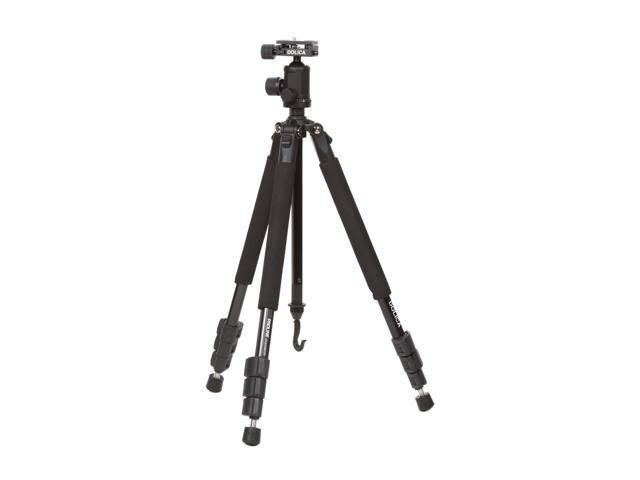 Dolica GX600B200 Professional Aluminum Alloy Tripod and Upgraded Ball Head