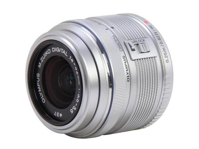 OLYMPUS V314050SU000 M.Zuiko 14-42mm f3.5-5.6 II R Lens Silver
