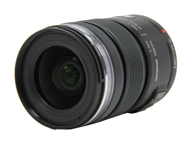 OLYMPUS V314040BU000 M.Zuiko Digital ED 12-50mm F3.5-6.3 EZ Lens Black
