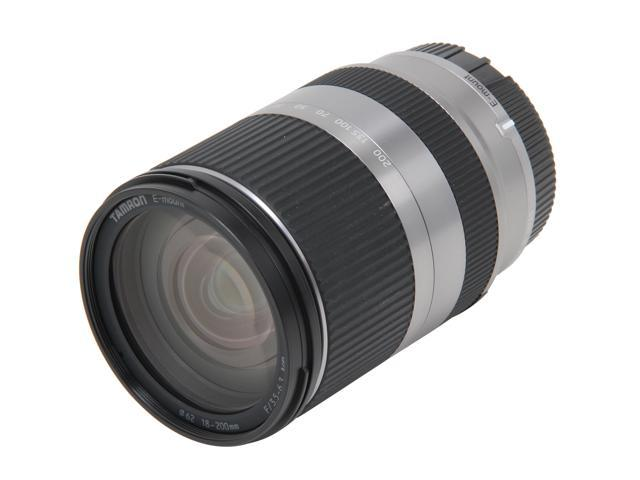 TAMRON AFB011S-700 18-200mm F/3.5-6.3 Di III VC Lens For SONY E-mount Silver