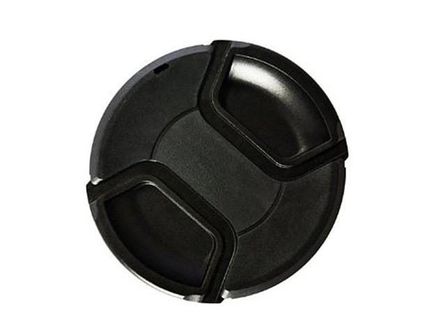 Bower CS52 Lens Caps Snap Lens Cap for A 52mm Lens Black