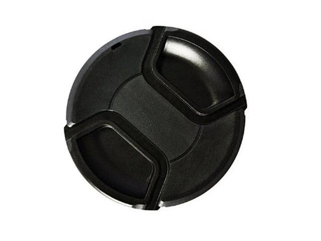 Bower CS58 Lens Caps Snap Lens Cap for A 58MM Lens Black