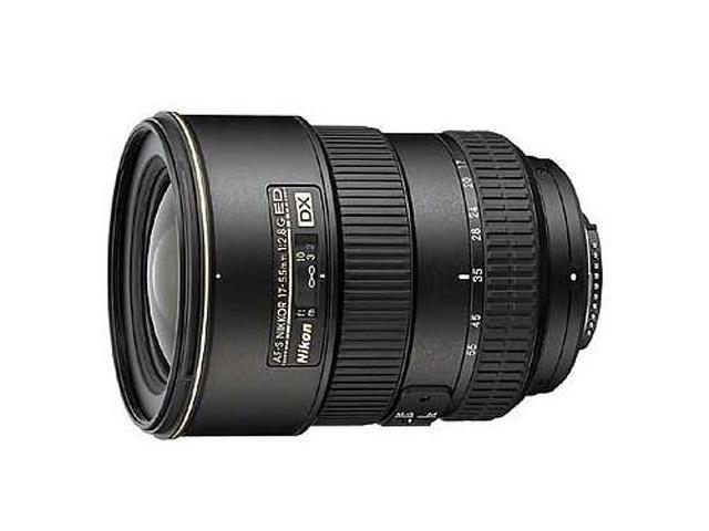 Nikon 17-55mm f/2.8G IF-ED AF-S DX Nikkor Zoom Lens