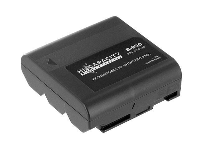 HI CAPACITY B-990 Camcorder Battery