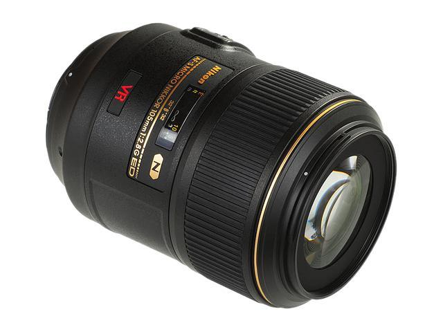 Nikon AF-S VR 105mm f/2.8G IF-ED Micro-NIKKOR Lens