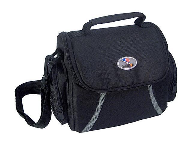 ZEIKOS ZE-CA48B Black Deluxe Soft Medium Case