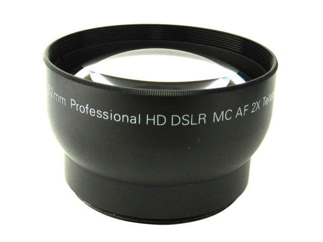 ZEIKOS ZE-2X52B 52mm High Quality 2x Telephoto Lens