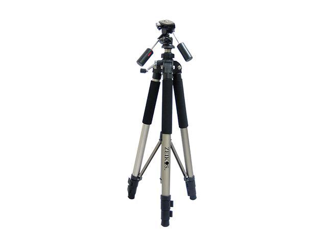 "ZEIKOS ZE-TR201P 77"" Professional Heavy Duty Photo & Video Tripod"