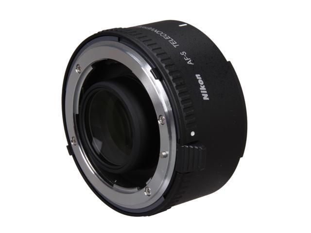 Nikon TC-17E II 1.7X AF-S Teleconverter Black