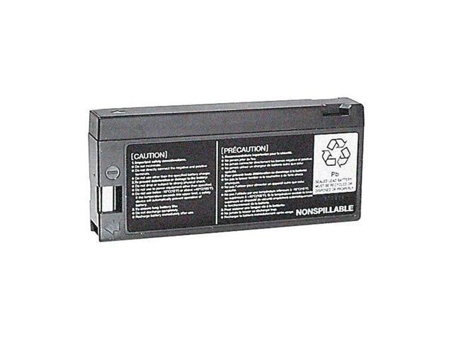 ULTRALAST UL1250LA 2000 mAh Lead Acid Battery