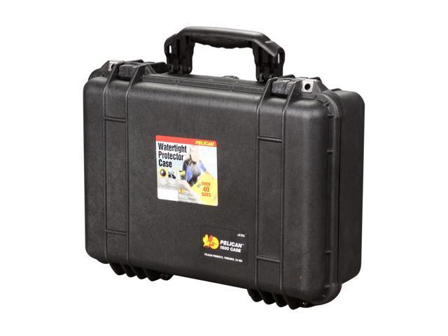 PELICAN 1500-000-110 Black Case