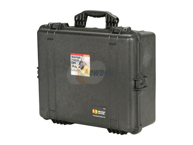 PELICAN 1600-000-110 Black Case