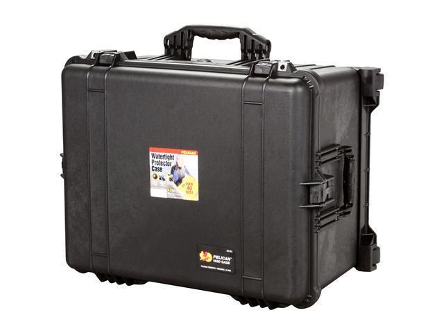 PELICAN 1620-020-110 Black Case