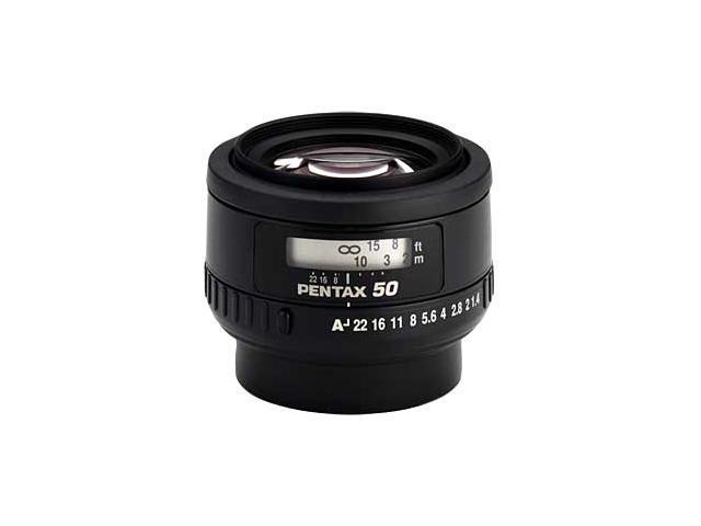 PENTAX 20817 smc P-FA 50mm F1.4 Lens Black