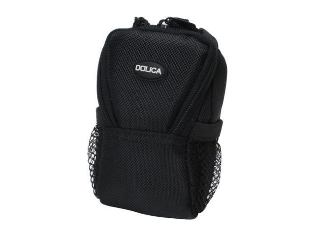 DOLICA WB-10189 Black Point & Shoot Nylon Slim Case